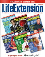 Life Extension Magazine Collector's Edition 2011