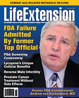 Life Extension Magazine December, 2012
