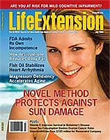 Life Extension magazine July, 2008