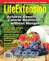 Life Extension Magazine July, 2010