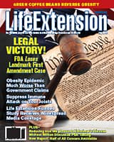 July 2012 Life Extension Magazine® Now Available in Electronic Format