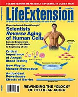 Life Extension Magazine June, 2010