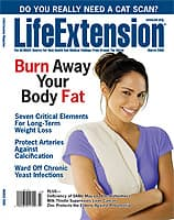 Life Extension Magazine March, 2008