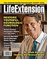 Life Extension magazine March, 2009
