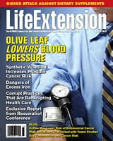 Life Extension Magazine March, 2012