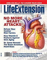 Life Extension magazine May, 2009
