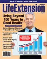 Life Extension Magazine May, 2013