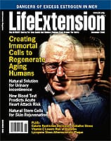 Life Extension magazine November, 2008