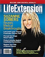 Life Extension magazine October, 2008