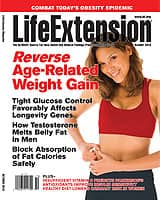 Life Extension Magazine October, 2010