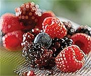 Berry Consumption Moderates Cardiovascular Disease Risk Factors