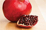 Pomegranate Juice Slows Prostate Cancer Progression