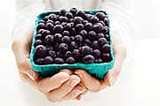 Blueberries Battle Cancer