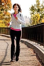 Brisk Walking Reduces Stroke Risk
