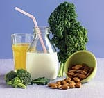Calcium Supplementation Linked with Decreased Trunk Fat Gain in Postmenopausal Women