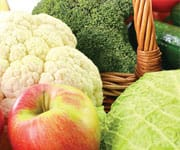 Greater Fruit and Vegetable Intake Associated with Increased Survival