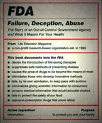 FDA: Failure, Deception and Abuse