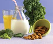 Increased Calcium Intake Linked With Lower Risk Of Death From All Causes Over Median Of Nine Years