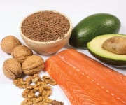 Increased Omega-3 Correlates with Lower Rate of Cognitive Decline