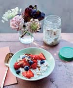 Overnight Bircher Muesli