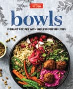 Book cover of Bowls the cookbook