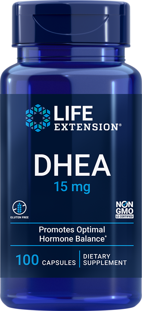 DHEA is the body's most  abundant circulating hormone, but as we age DHEA levels begin to decline.  Supplementing for healthy DHEA levels can help support immune function,  circulatory health, mood and well-being, healthy body weight and lean muscle  mass, libido