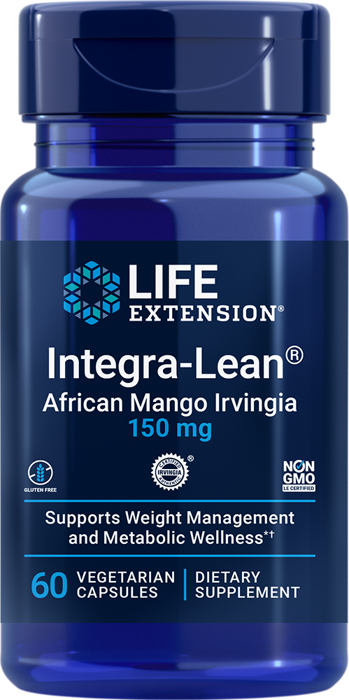 Integra Lean® 150 mg 60 vegetarian capsules