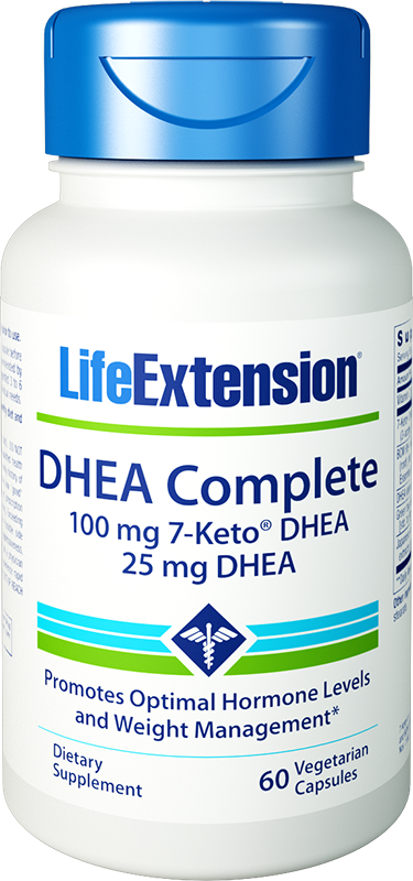 DHEA Complete 60 vegetarian capsules
