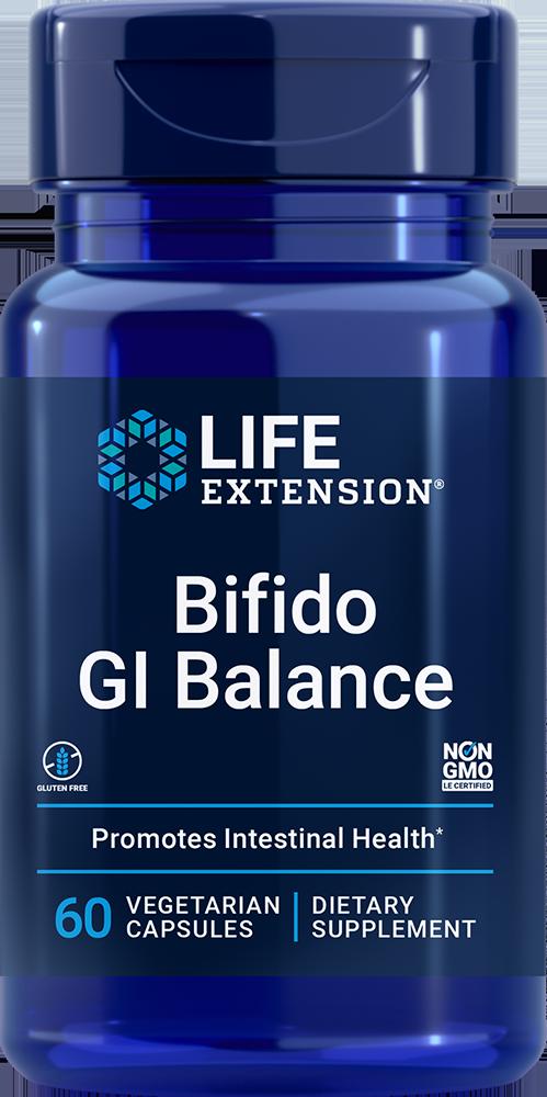 Bifido GI Balance, 60 vegetarian capsulesnohtin