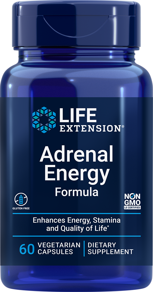 Image of Adrenal Energy Formula, 60 vegetarian capsules