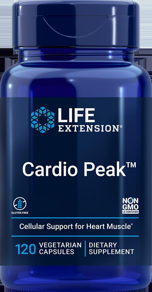 Cardio Peak? with Standardized Hawthorn and Arjuna, 120 vegetarian capsules