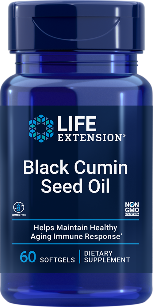 Black Cumin Seed Oil, 60 softgels
