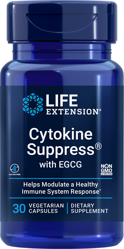 Cytokine Suppress™, 30 vegetarian capsules
