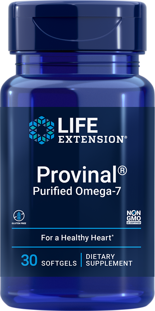 Provinal® Purified Omega-7, 30 softgels