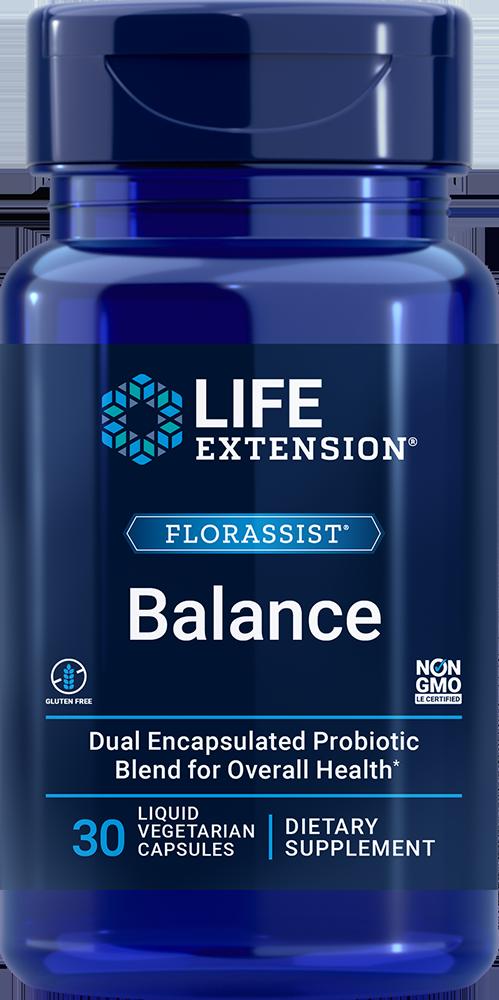 FLORASSIST® Balance 30 liquid vegetarian capsules