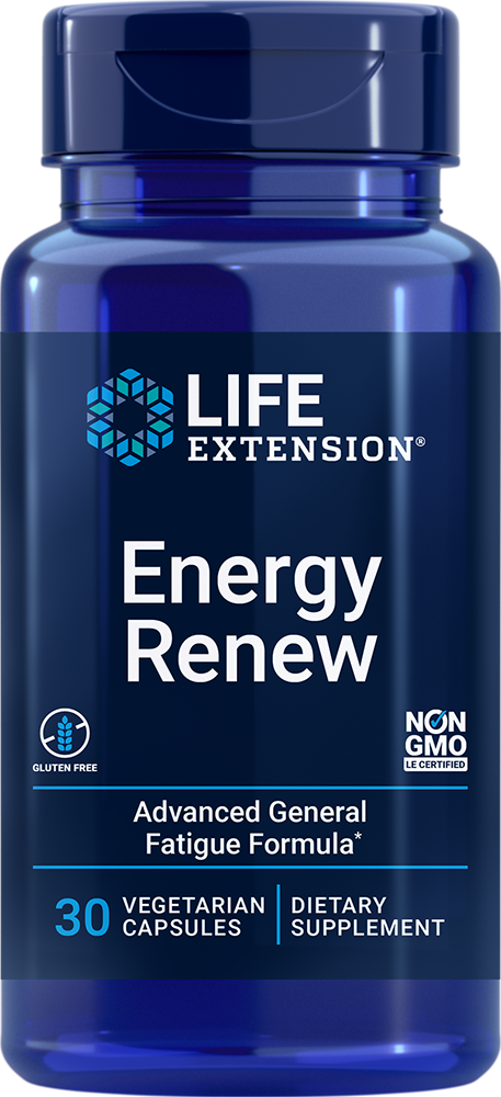 Life Extension RiboGen? French Oak Wood Extract - 200 mg (30 Capsules, Vegetarian)