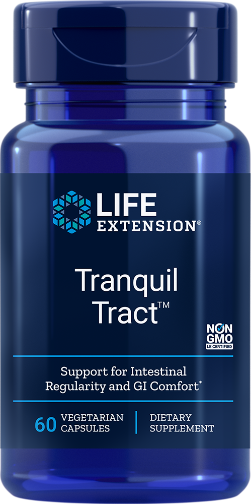 Tranquil Tract?, 60 vegetarian capsules