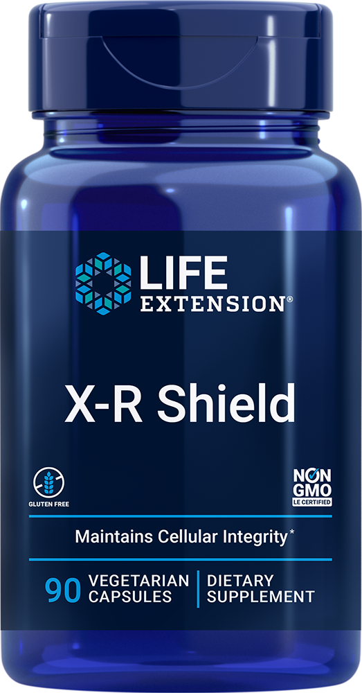 X-R Shield, 90 vegetarian capsules