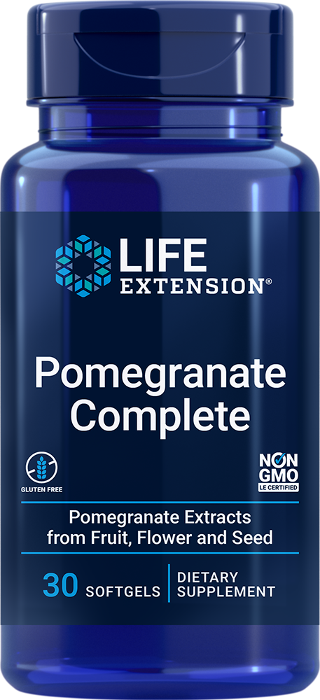 Pomegranate Complete 30 softgels