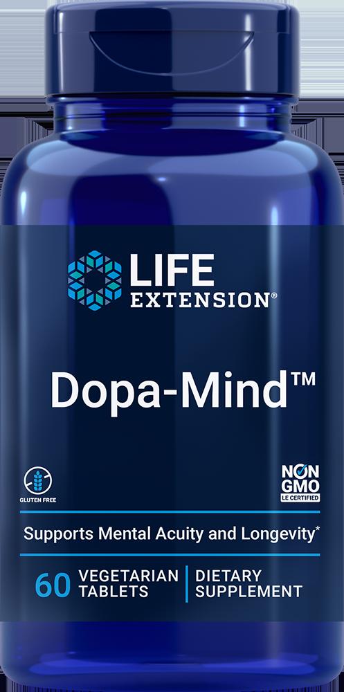 Dopa-Mind?, 60 vegetarian tablets