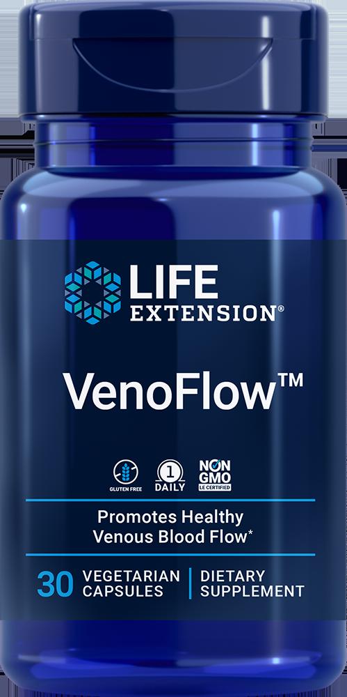 VenoFlow?, 30 vegetarian capsules