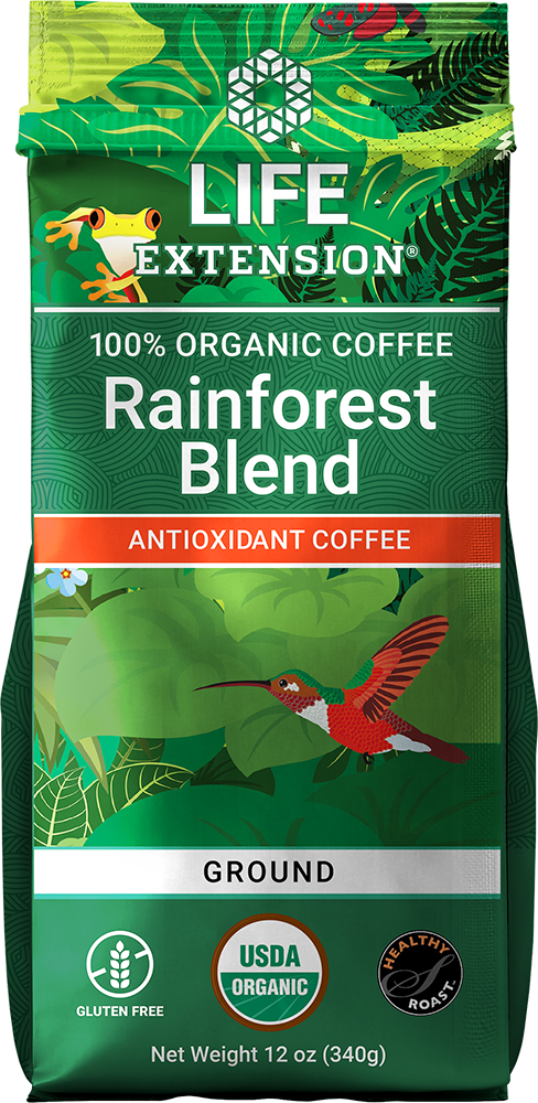 Rainforest Blend Ground Coffee