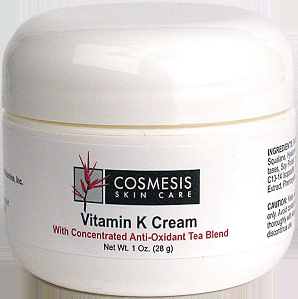 Vitamin K Cream, 1 oz (28 g) 80102