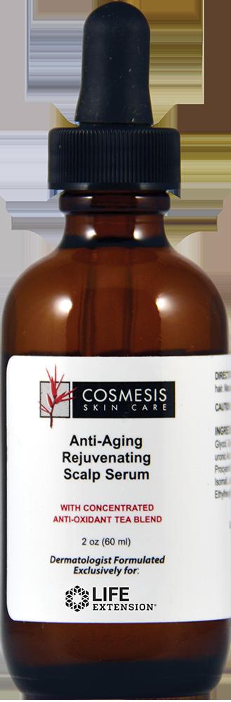 Anti-Aging Rejuvenating Scalp Serum, 2 oz (60 ml)