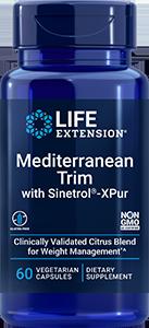 Mediterranean Trim with Sinetrol™-XPur, 60 vegetarian capsules