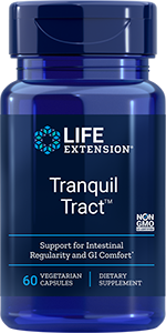 Tranquil Tract™, 60 vegetarian capsules