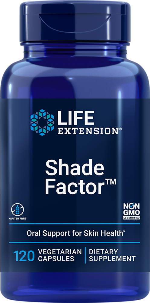 Shade Factor™ - Safeguard your skin from the inside out