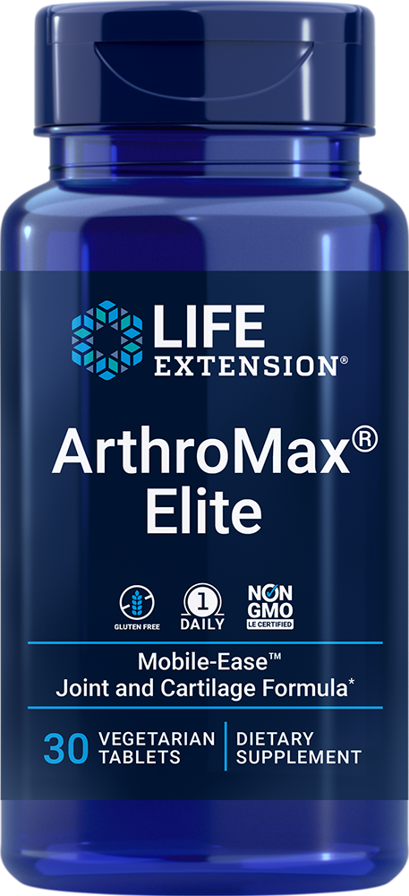 ArthroMax® Elite - Maintain cartilage & inhibit inflammatory joint factors