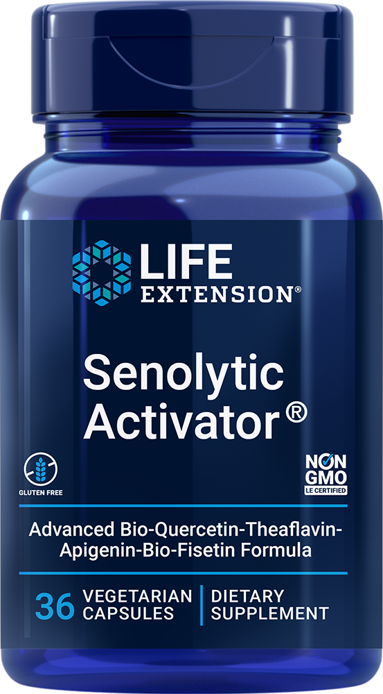 Senolytic Activator - Combat senescent cells and aging