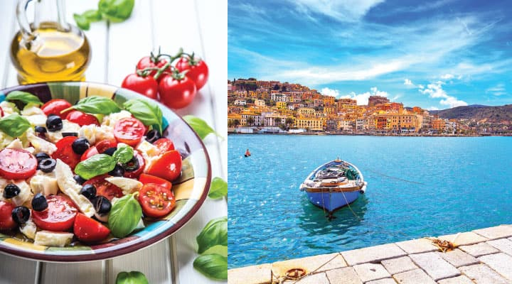 Newly Discovered Benefits of Mediterranean Diet | Life Extension
